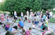 Діти у Трускавці