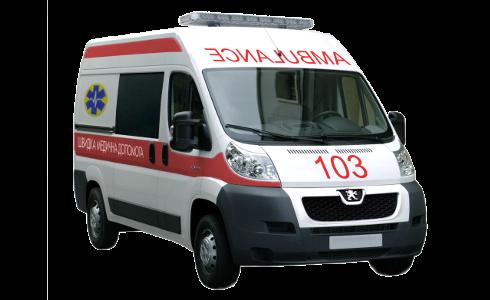 Борислав отримав два нові автомобілі для «швидкої»