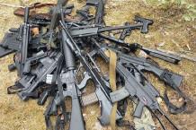 Нелегальна зброя: злочин і відповідальність