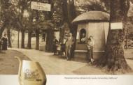 Фільм із давніми листівками та фотографіями Трускавця