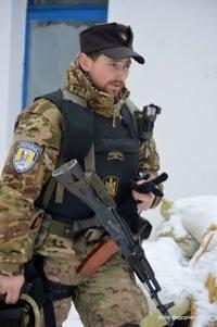 В зоні АТО тяжко поранений боєць з Борислава Юрій Черкашин