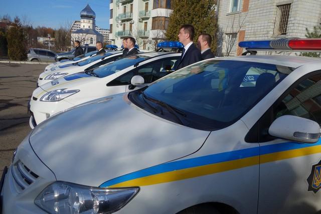 У Трускавці діє нова патрульна поліція