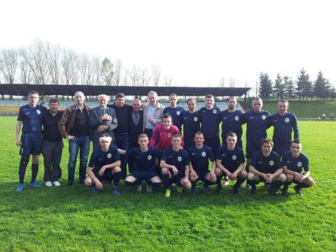 Гравці ФК «Зоря -Трускавець» вдало розпочали футбольний сезон