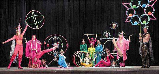 Новий фестиваль циркового мистецтва