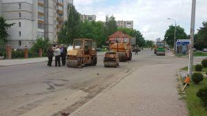 У Трускавці взялися за ремонт вулиць