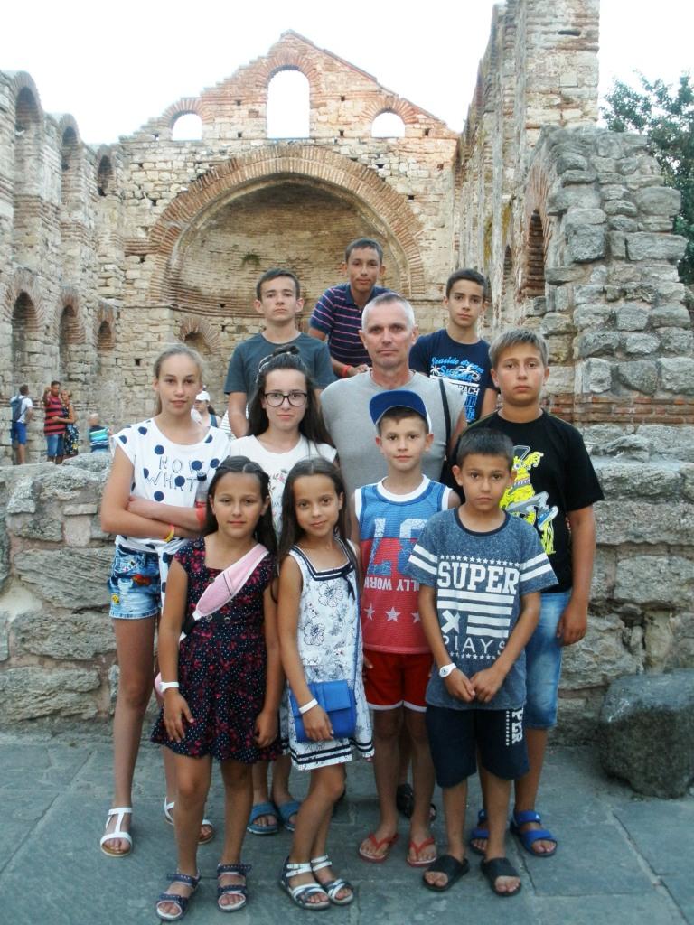 Трускавецькі діти оздоровились в Болгарії