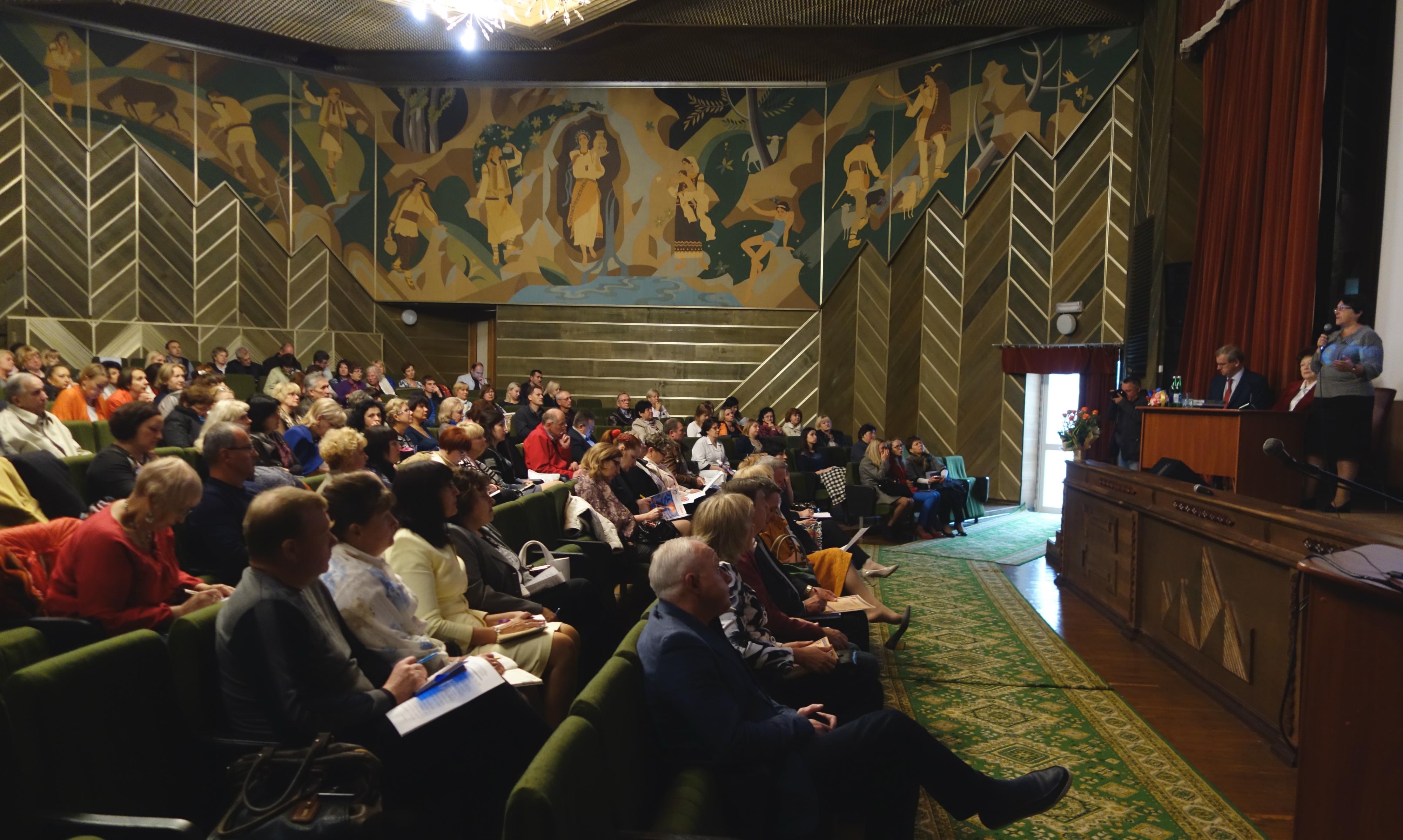 Трускавець приймає науково-практичну конференцію панкреатологів
