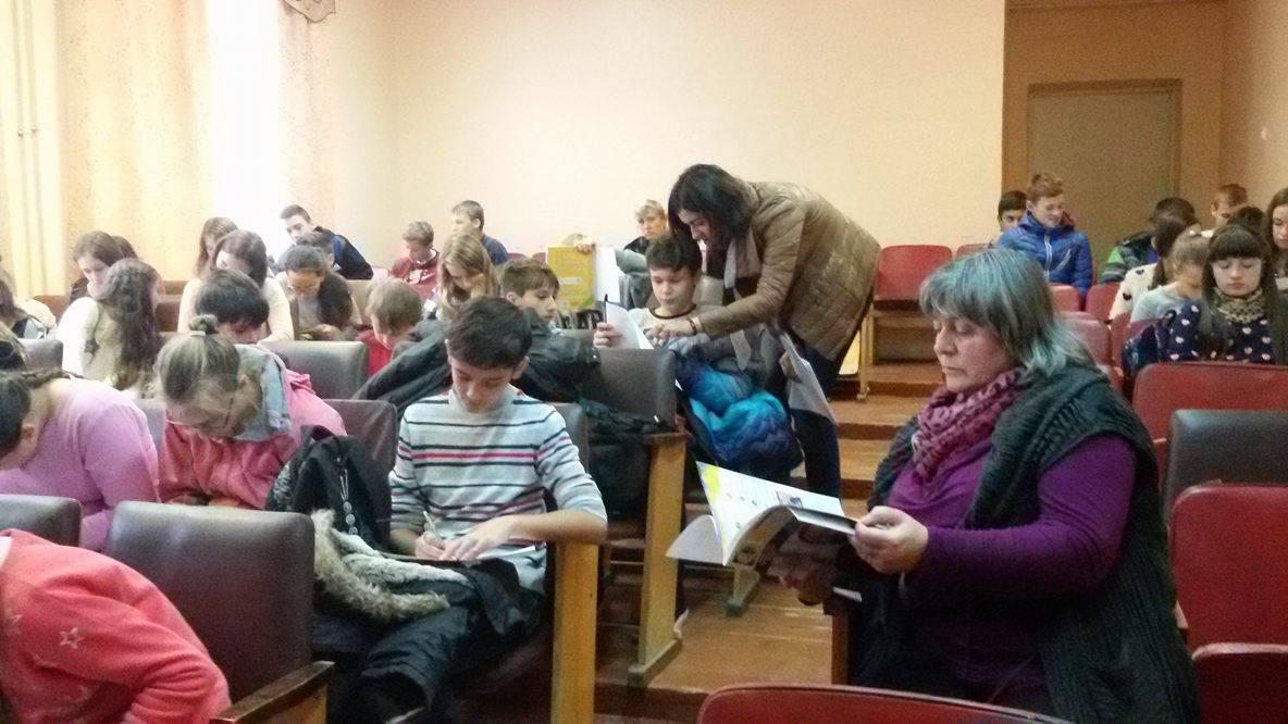 Школярам розповіли про відповідальність за вчинене правопорушення