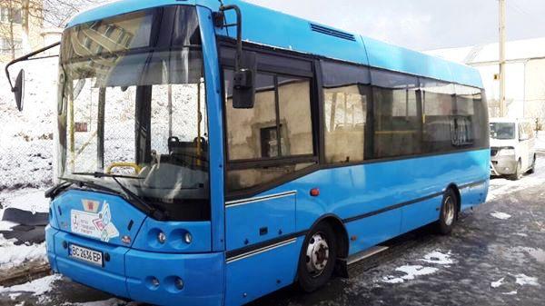 Автобуси до міського кладовища