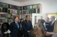 У Трускавці презентували першу в Україні УРБАН-бібліотеку