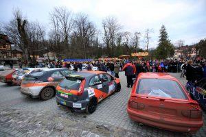 Трускавець приймав чемпіонат України з гірських автоперегонів
