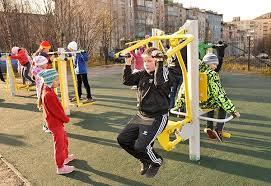 У Трускавці облаштують ще два спортивних майданчики