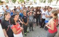 Дрогобиччину відвідали 60 дітей з Донеччини