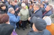 У районі перевізник прислухався до протестувальників, котрі збунтувіалися проти підвищення тарифів на проїзд
