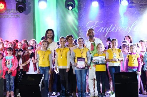 «Empire of arts» – яскрава перлина фестивалів Трускавця