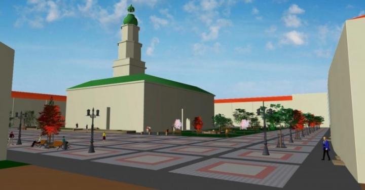 У Дрогобичі реконструюють головну площу міста