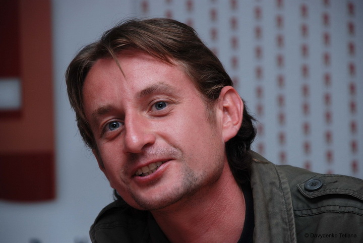 Сергій Жадан: Внутрішній безвіз