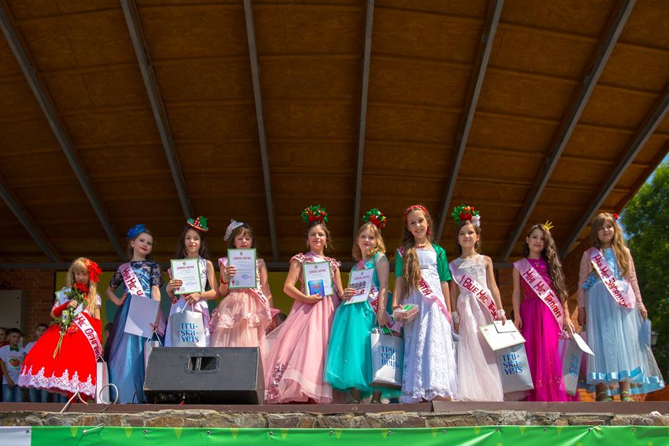 У Трукавці завершився перший літній фестиваль «Трускавка-Фест»