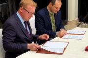 Трускавецьий міський голова підписав меморандум про співпрацю з міським головою Івано-Франківська