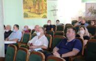У Трускавці обговорювали етапи роботи над відновленням діяльності курорту